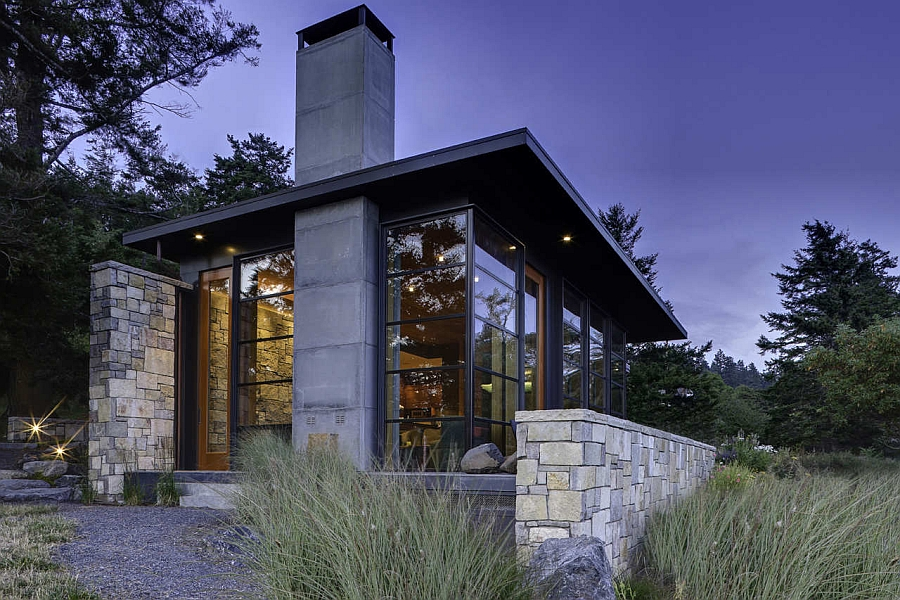 Desain Rumah 1 Lantai Yang Asri