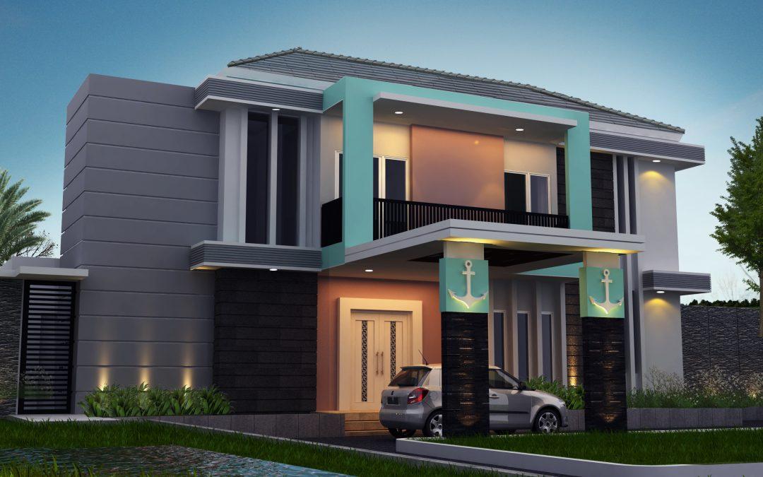 Desain Rumah Minimalis Terbaru 2018