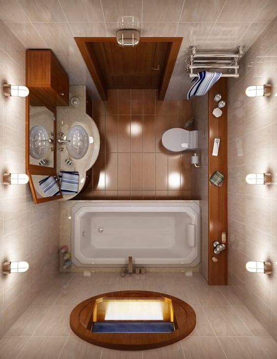 Desain Kamar Mandi Kecil Model Minimalis Ukuran 1x2 M2 Untuk Rumah