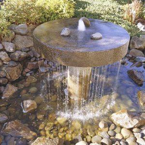model air mancuruntuk taman mungil di rumah anda