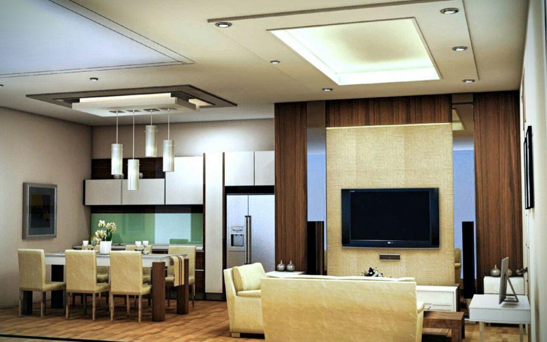 Desain Ruang Keluarga Yang Keren