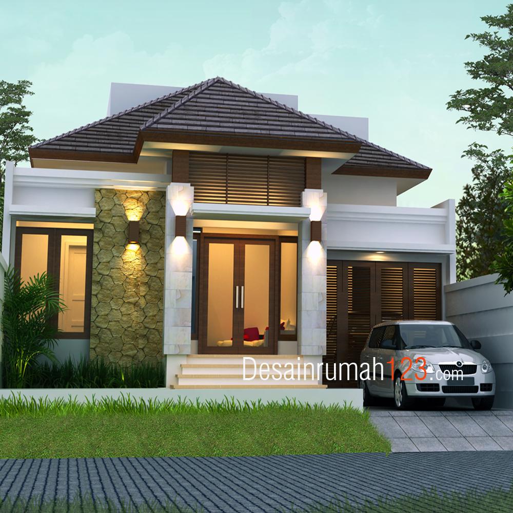 Bentuk Atap Rumah Moderen Desain Rumah Jakarta
