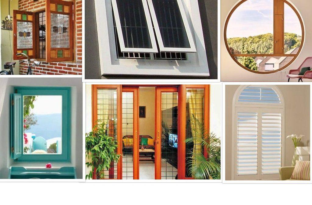 120 Desain Jendela Rumah Pilihan