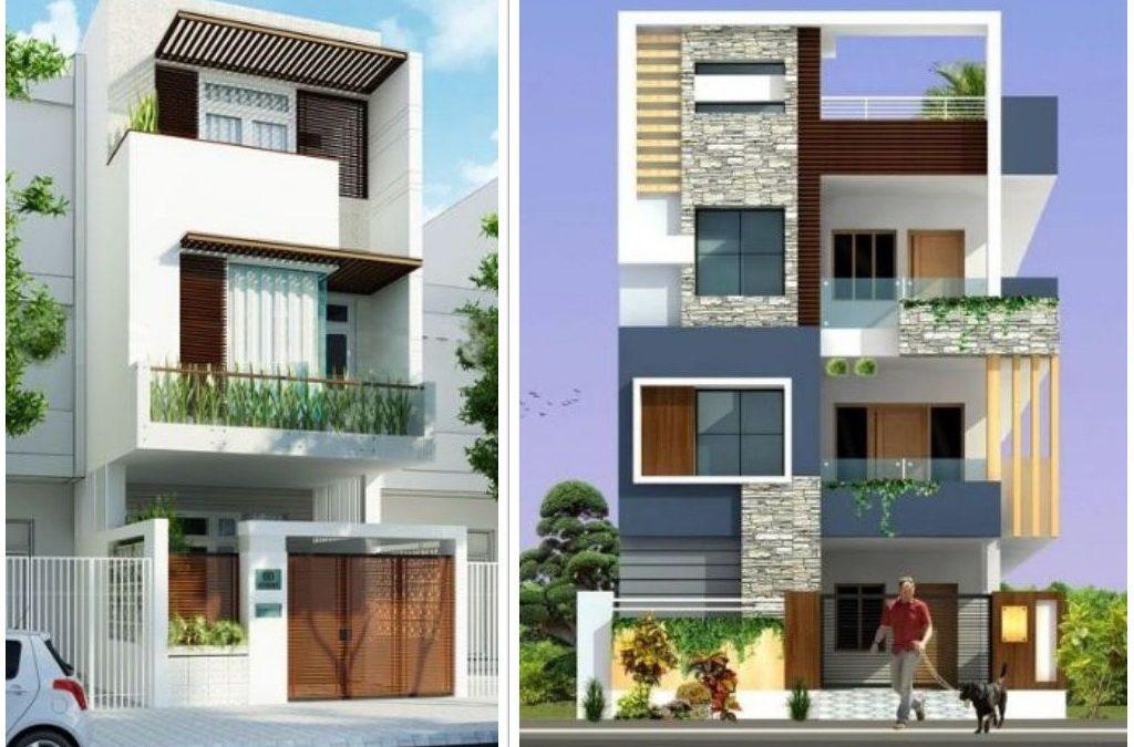 30 Rumah Kecil 3 Lantai Minimalis Desain Rumah Jakarta