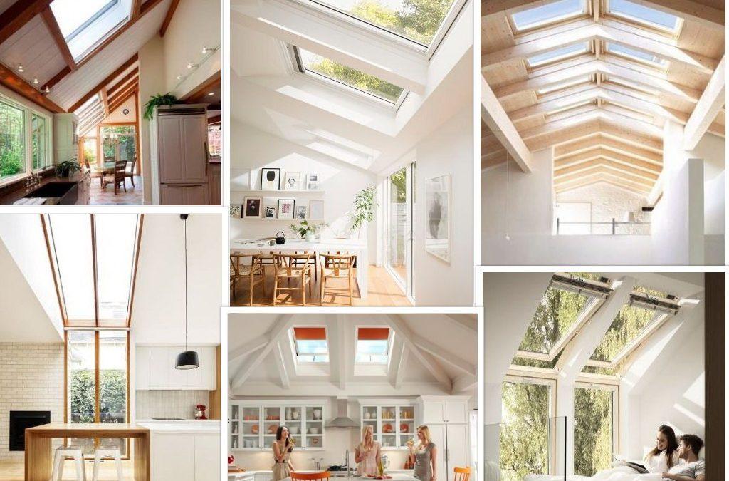78 Model Jendela Atap/Skylight Untuk Rumah