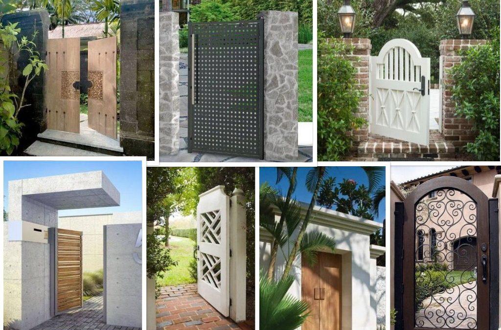 80 Desain Pintu Untuk Gerbang Rumah