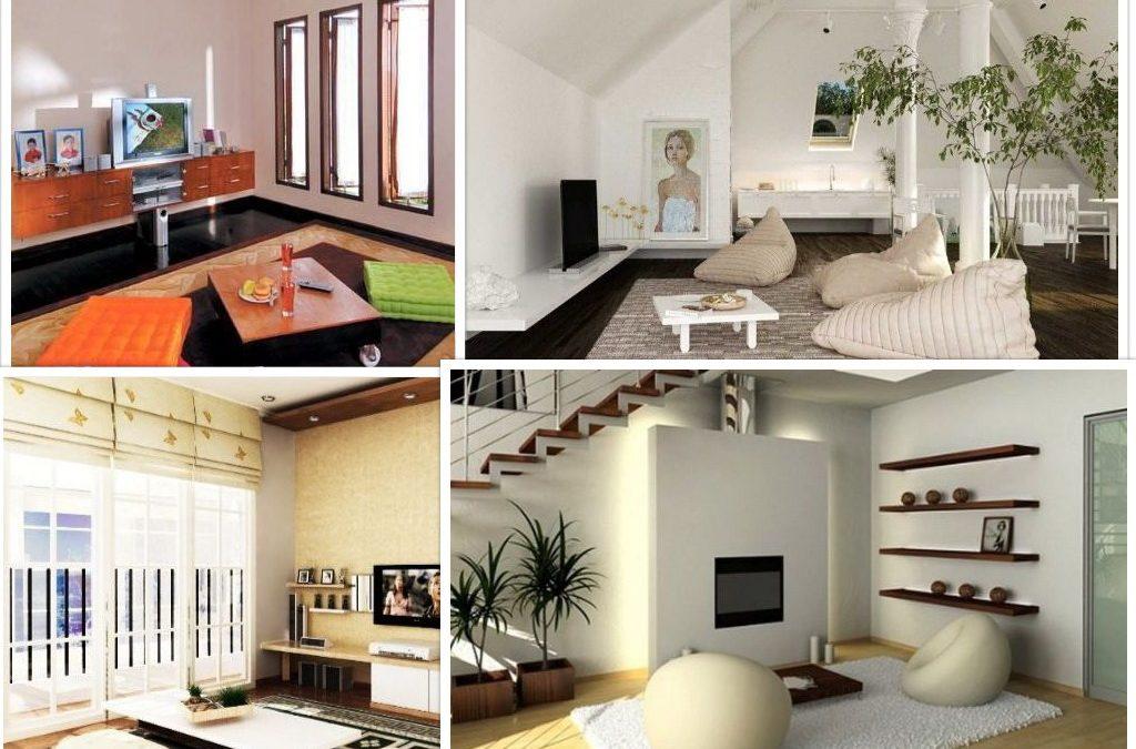 30 Desain Ruang Keluarga Nyaman Ala Lesehan