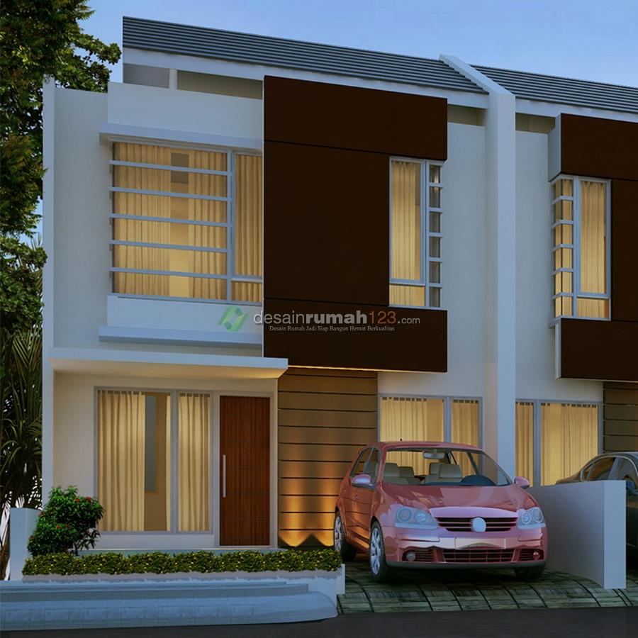 23 Desain Rumah Minimalis 7 X 15