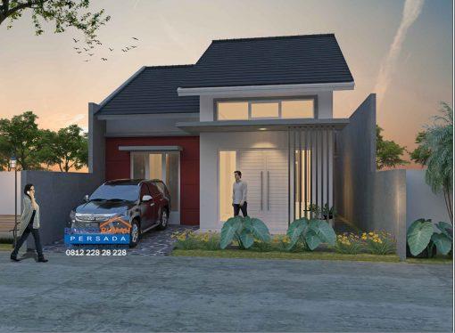 Desain Rumah 1 Lantai di Lahan 9 x 19 M2 | DR – 919