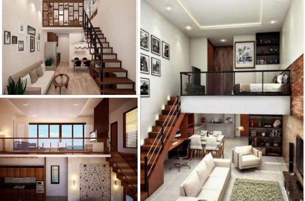 Lantai Mezzanin, 47 Model Untuk Rumah Sempit