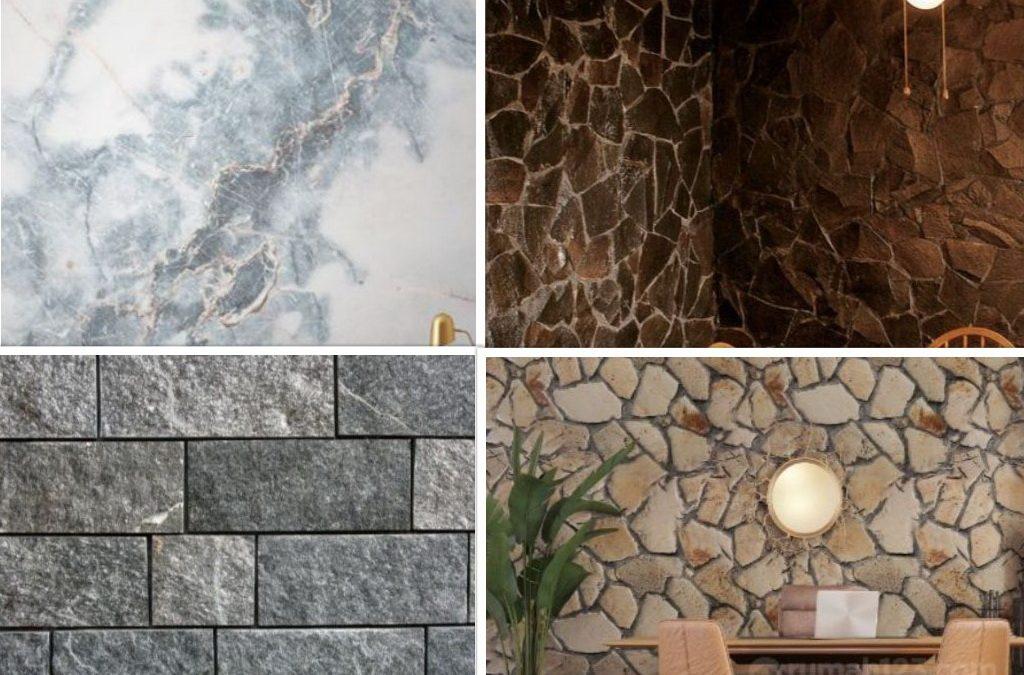 Desain Batu Alam Untuk Dinding Rumah Minimalis Dan Modern