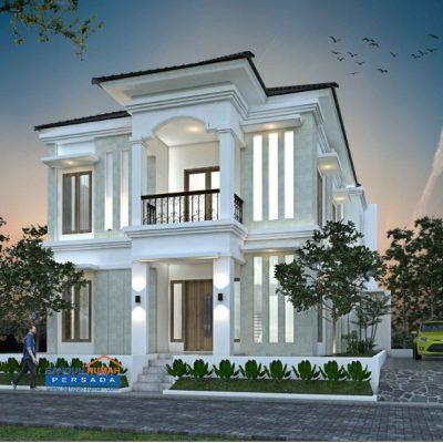 Desain Rumah 2 Lantai di Lahan 10 x 15 M2 | DR – 10015